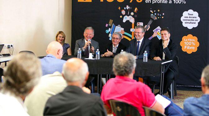 Fibre optiqueà l'Abadie : réunion d'information le 23 juin