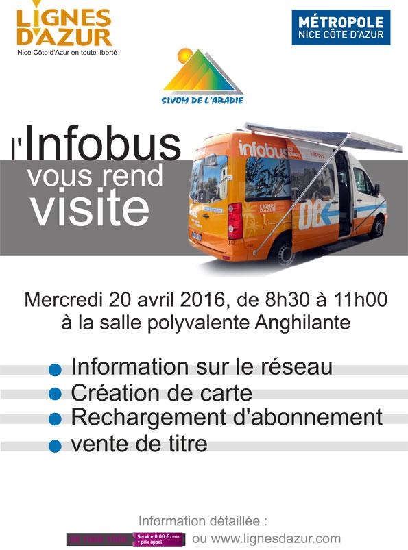 Affiche Infobus Abadie (20 avril 2016)