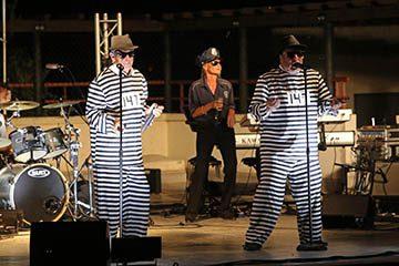 Blues Brothers au Théâtre de Verdure