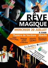 Rêve Magique (Affiche)