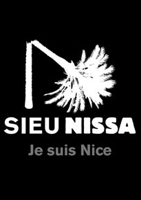 Je suis Nice - SIEU NISSA