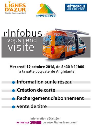 Infobus Abadie - 19 octobre 2016