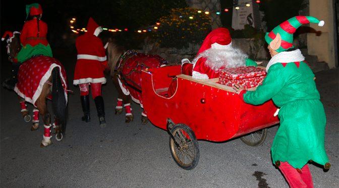 Noël à l'Abadie