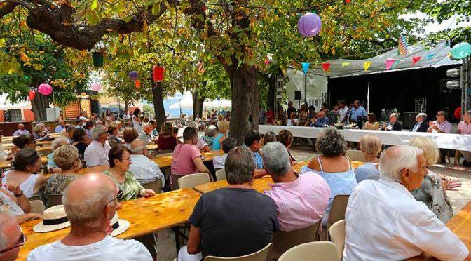 Festivités de la Sainte Claire 2017 ( sous les marronniers)
