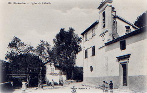photo village de l'Abadie