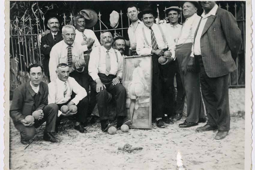 Photo HISTOIRE DU CLUB BOULISTE DE L'ABADIE