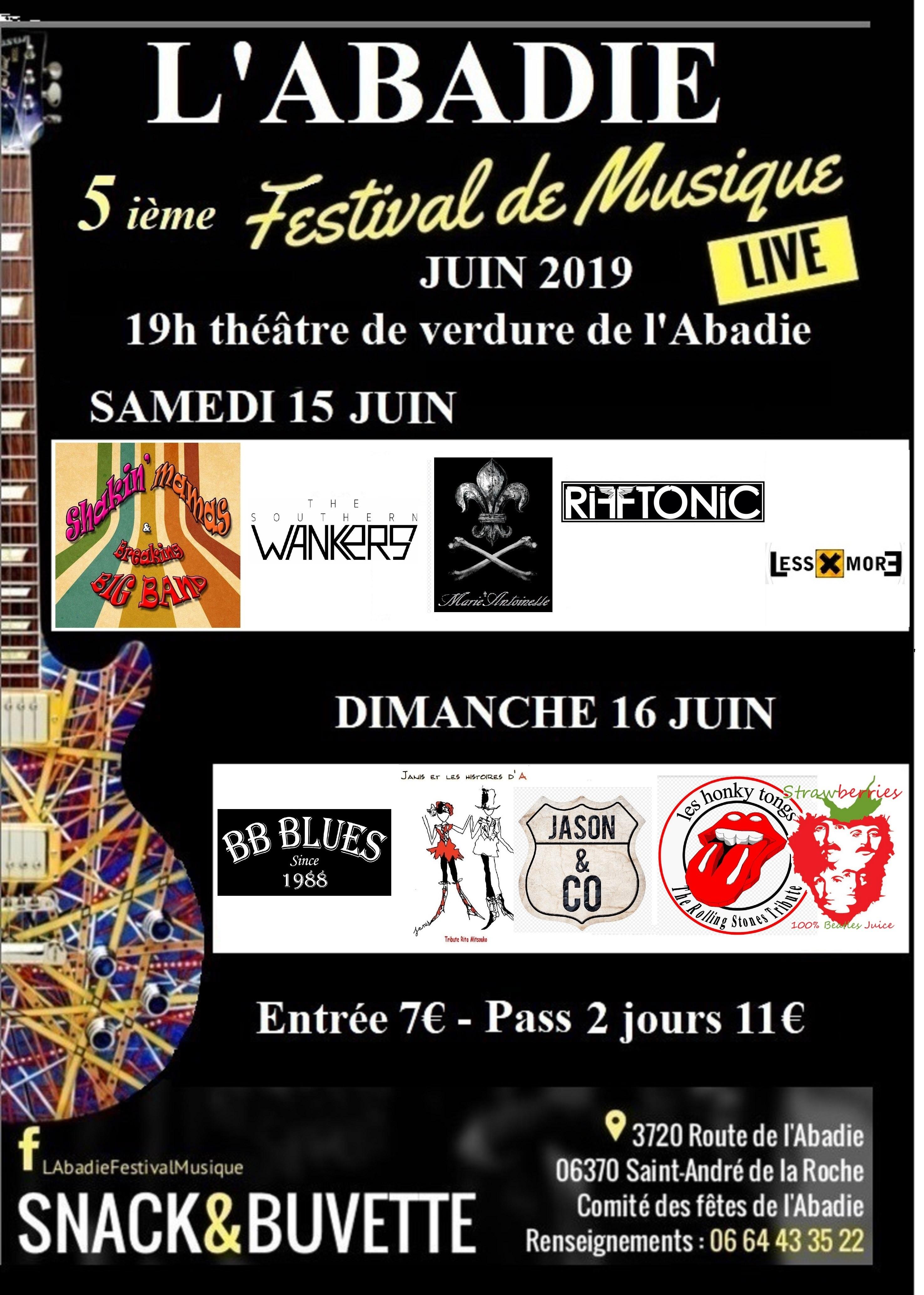 Festival Abadie