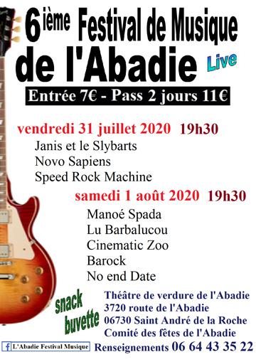 festival musique abadie